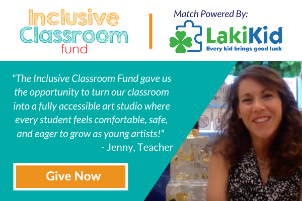 Inclusive Classroom Match powered by LakiKid